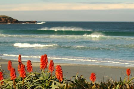 Sea Spray-Fall asleep to the sounds of the ocean - Rumah
