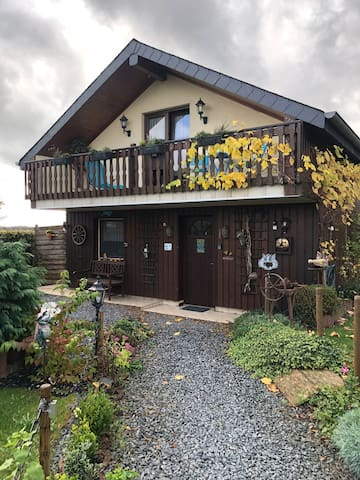 Chalet in ruhiger Lage.