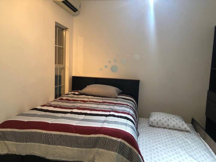 Suite JR con baño privado en exclusiva zona
