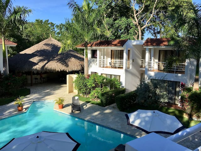 One Bedroom Suite & Breakfast at a small resort