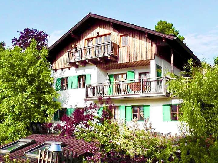 Attersee (AT) - Lake access apartment with a stunning view