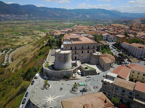 Le stanze del castello, la romantica