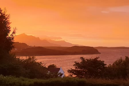 Central Skye, ideal base for exploring the island.
