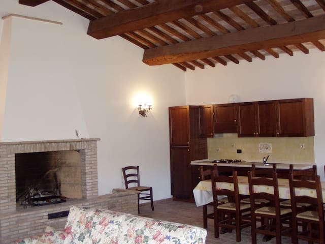 Country House con piscina - Orvieto - Haus