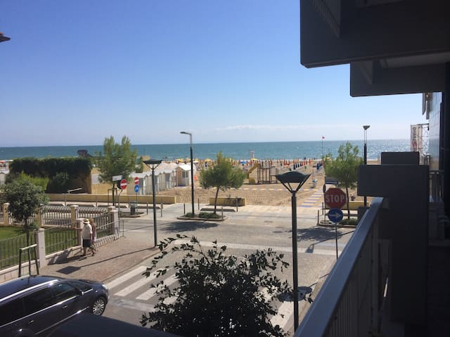 Casa con vista fronte mare a Lignano Sabbiadoro