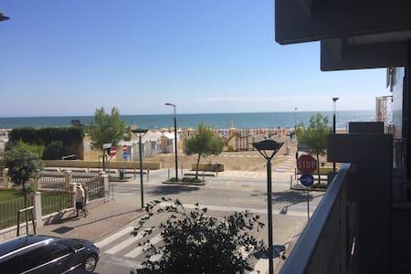 Casa con vista fronte mare a Lignano Sabbiadoro - Lignano Sabbiadoro - Wohnung