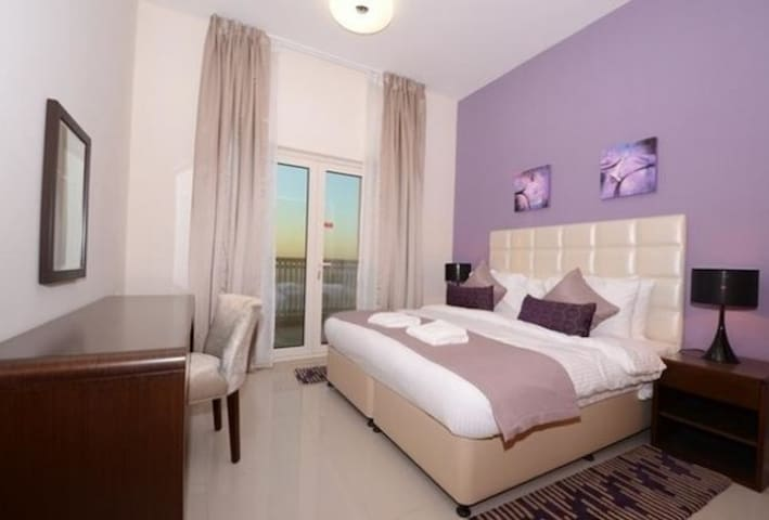 Large 2BR fully furnished apt near metro - Dubai - Pis