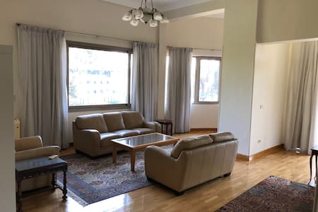 Zamalek Nile-side apartment with panoramic views
