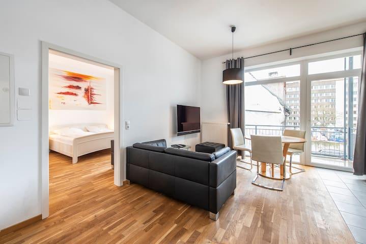 Friedrichs Apartment - RICHARD für 2 Personen