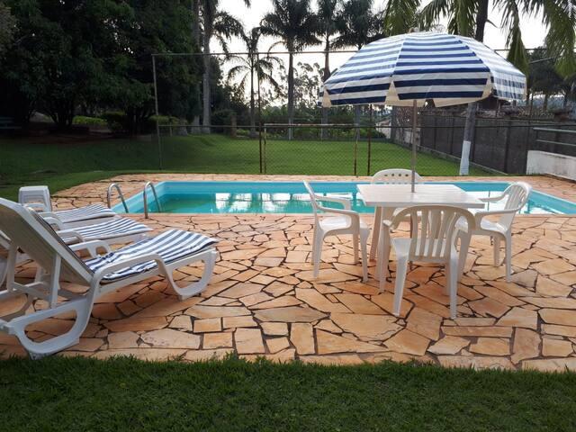 Chácara em Jundiaí (Bairro Rio Acima) - 40 min SP