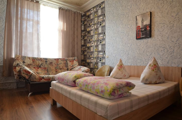 Cosy apartment in the heart of Minsk