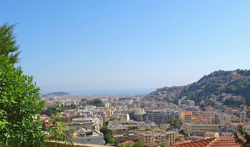 Studio vue Nice - Nicea - Apartament