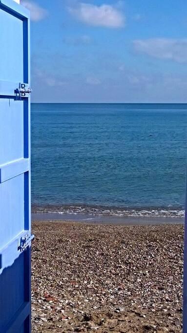 la porta per il mare