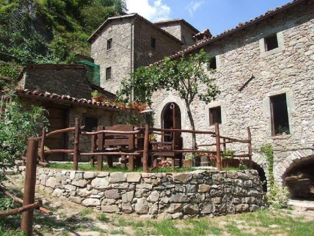 The Vecchio Mulino (OLD MILL)