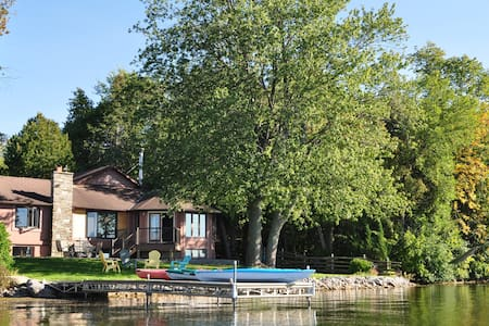 Westview Retreat in the Kawarthas! - Lakefield - 小木屋