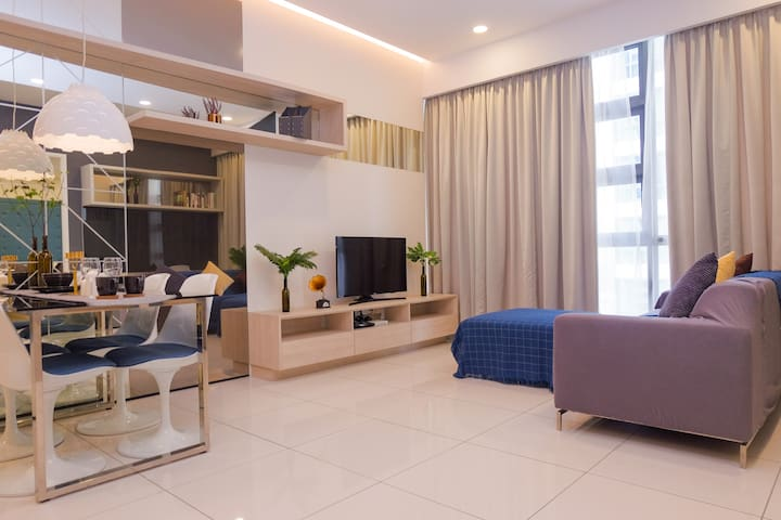 Beautiful Family Suite with Unlimited Wifi 500mbps
