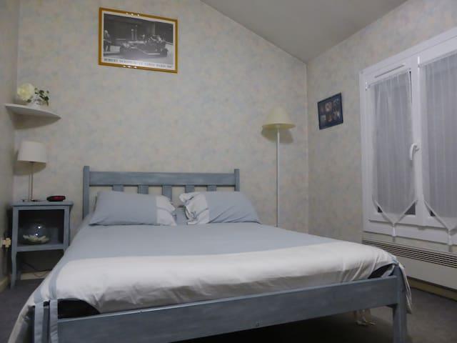 Chambre privée dans maison près centre ville - Agen - บ้าน