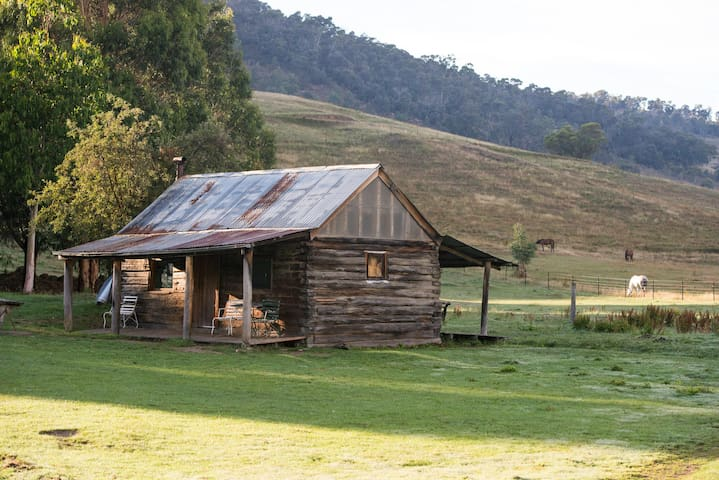 The Willows Cattleman's Log Hut
