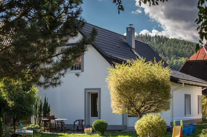 Magiczny Domek - Podgórzyn - Huis