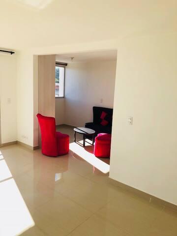 Cómodo y bien ubicado apartamento en Rionegro Ant