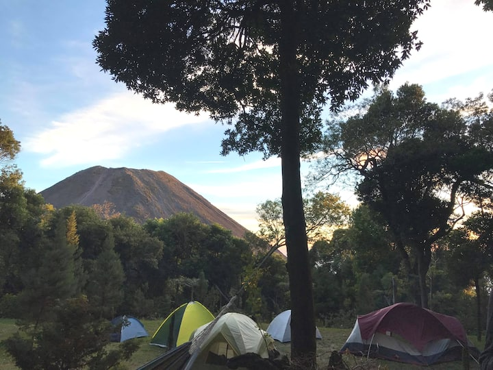 Camping Cerro Verde