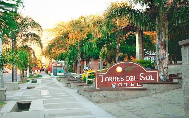 Torres del Sol