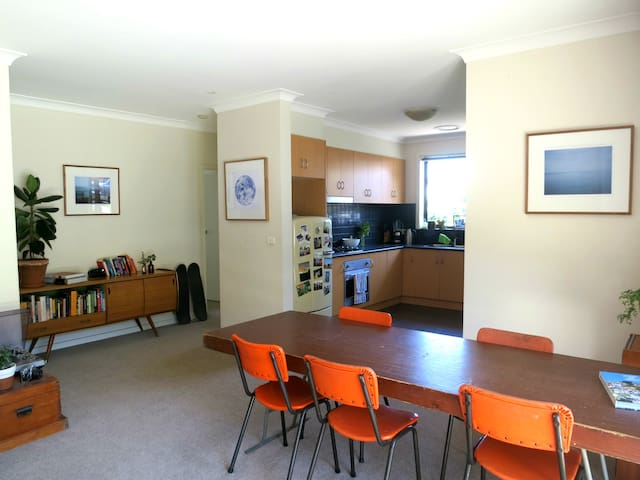 Light, spacious & welcoming home! - Northcote - Apartment