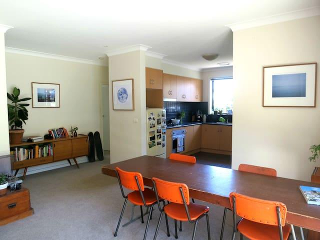 Light, spacious & welcoming home! - Northcote - Apartamento