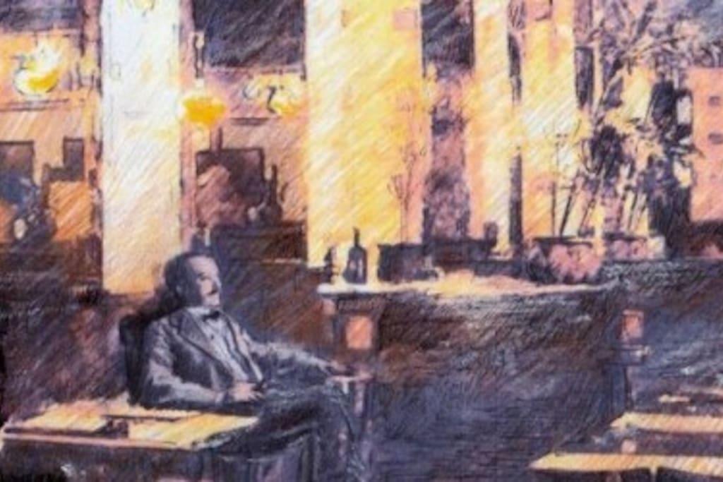 Caffè storico San Marco