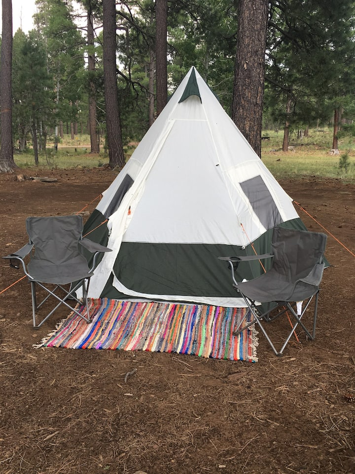 Camp gear Kits for RENT. Campsite NOT included