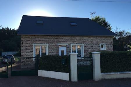 Le cottage de Lucie & Antoine - Villers-le-Sec