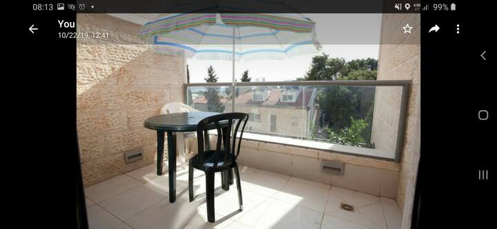 Fantastic apartment at the heart of Jerusalem