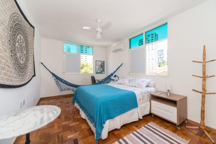 Large and cozy room in Recife / Graças 1