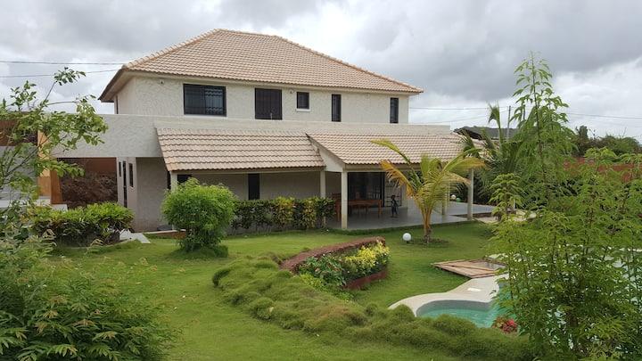 Villa Guene Guéréo