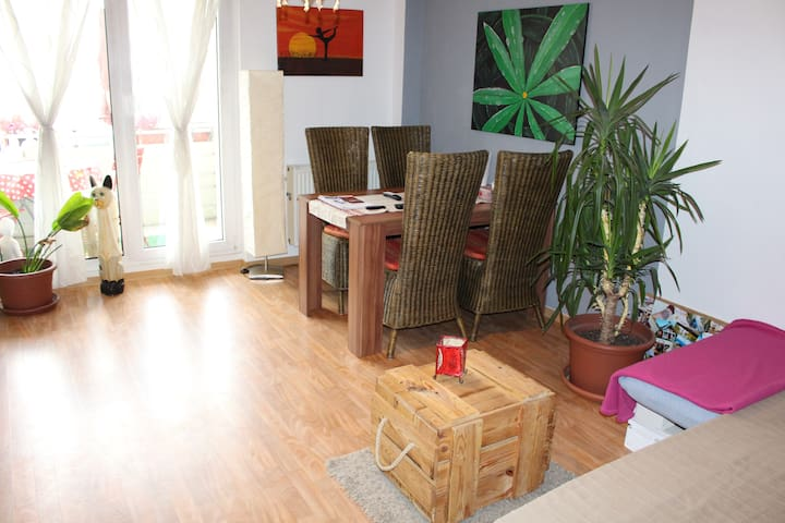 nice room close to the centre - Leipzig - Byt