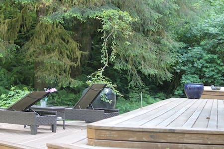 Cozy rustic resort style cabin