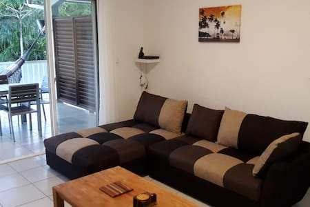Appartement 2 pièces de standing à 5 mn de Cayenne