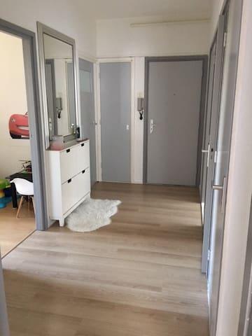Leuk appartement in amsterdam zuid - Amsterdã - Apartamento
