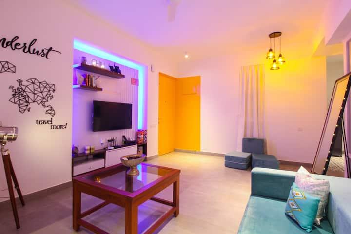Luxurious apt in Calangute @ Kashiyanagoa 102
