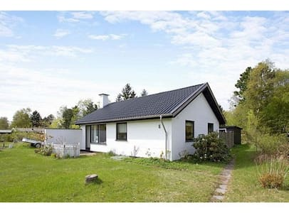 Velholdt hyggeligt sommerhus - Eskebjerg