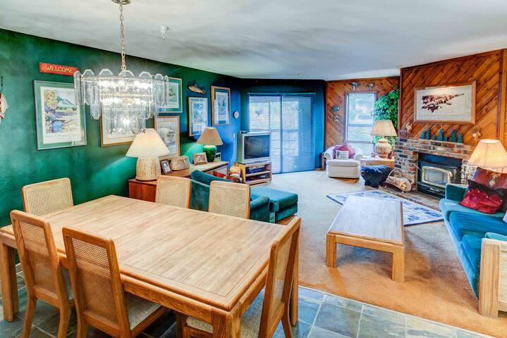 AC215 - Affordable 2 bedroom - Mammoth Lakes - Apartment