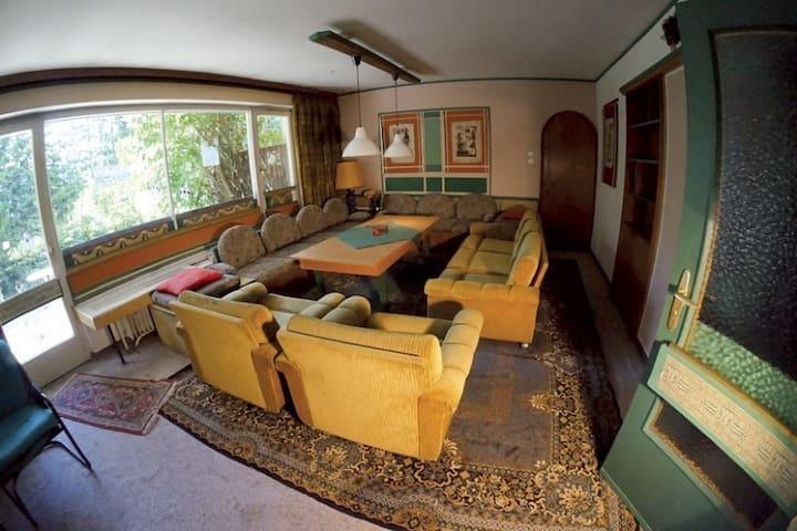 Absolut BoardingHouse - Duo room - Austrian Alps