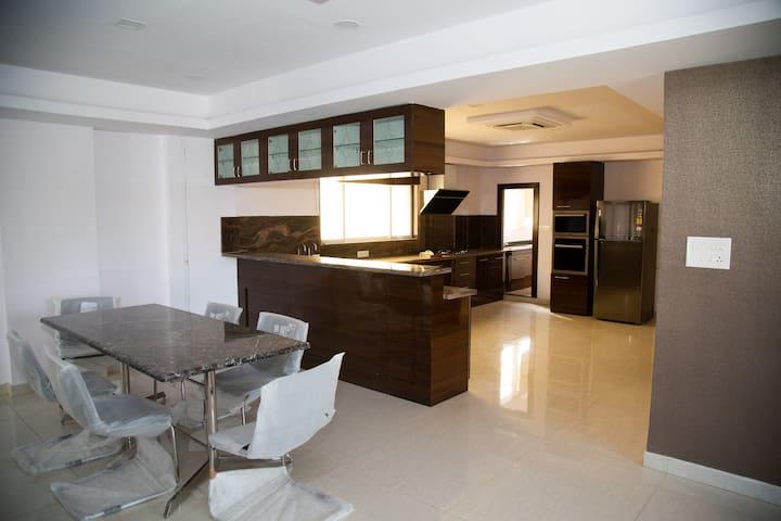 Khyathi The Magnolia 3bhk flats