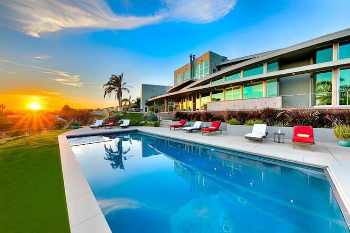 Stunning Estate w/ Ocean Views & Luxury Amenities