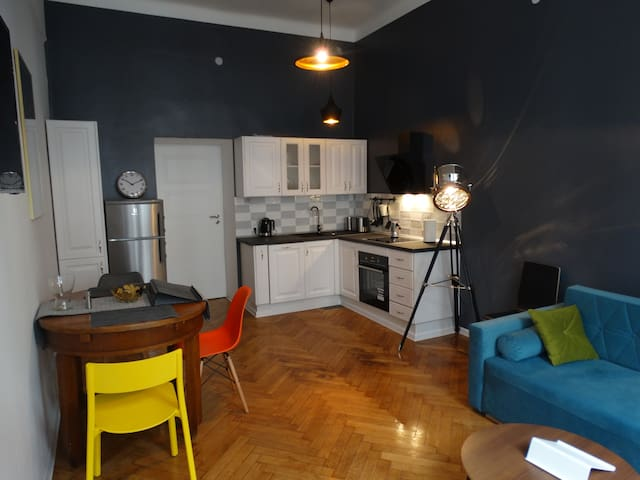 Cosy & comfortable apartment in Jewish District
