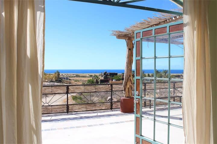 Casa Russo - With Palapa & Panoramic Ocean Views