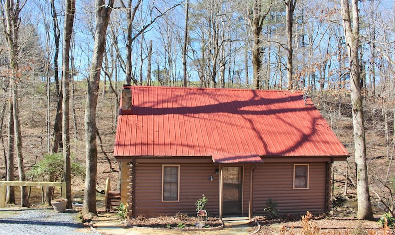 Cozy Creek Cabin - Ellijay