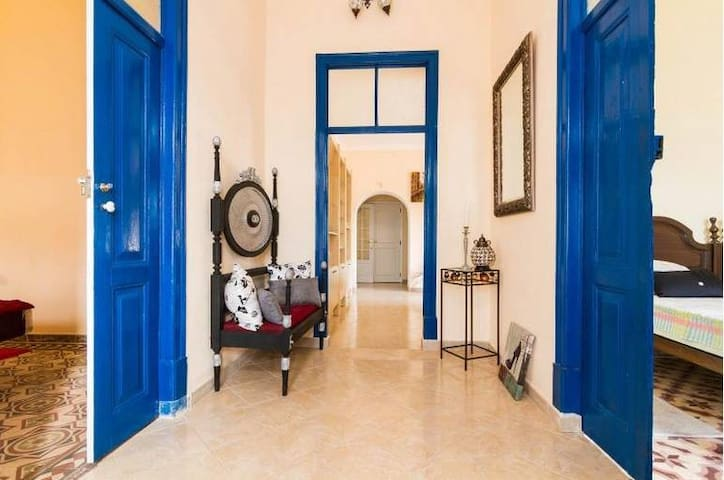 Algarvian villa close to the beach - Almancil