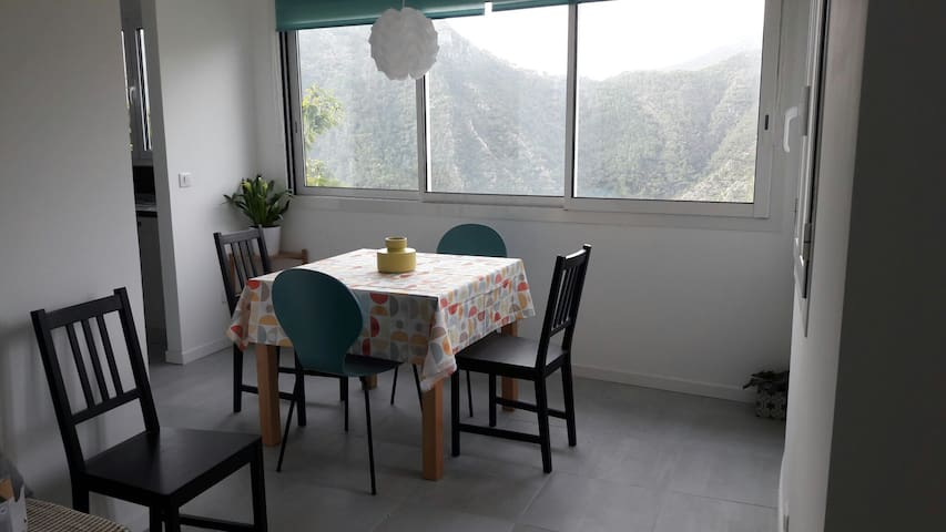 Entre mer et montagne - Breil-sur-Roya - Apartment