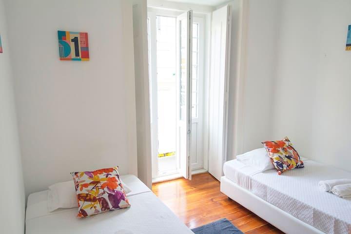 Guest House Amoreiras Quarto nº6